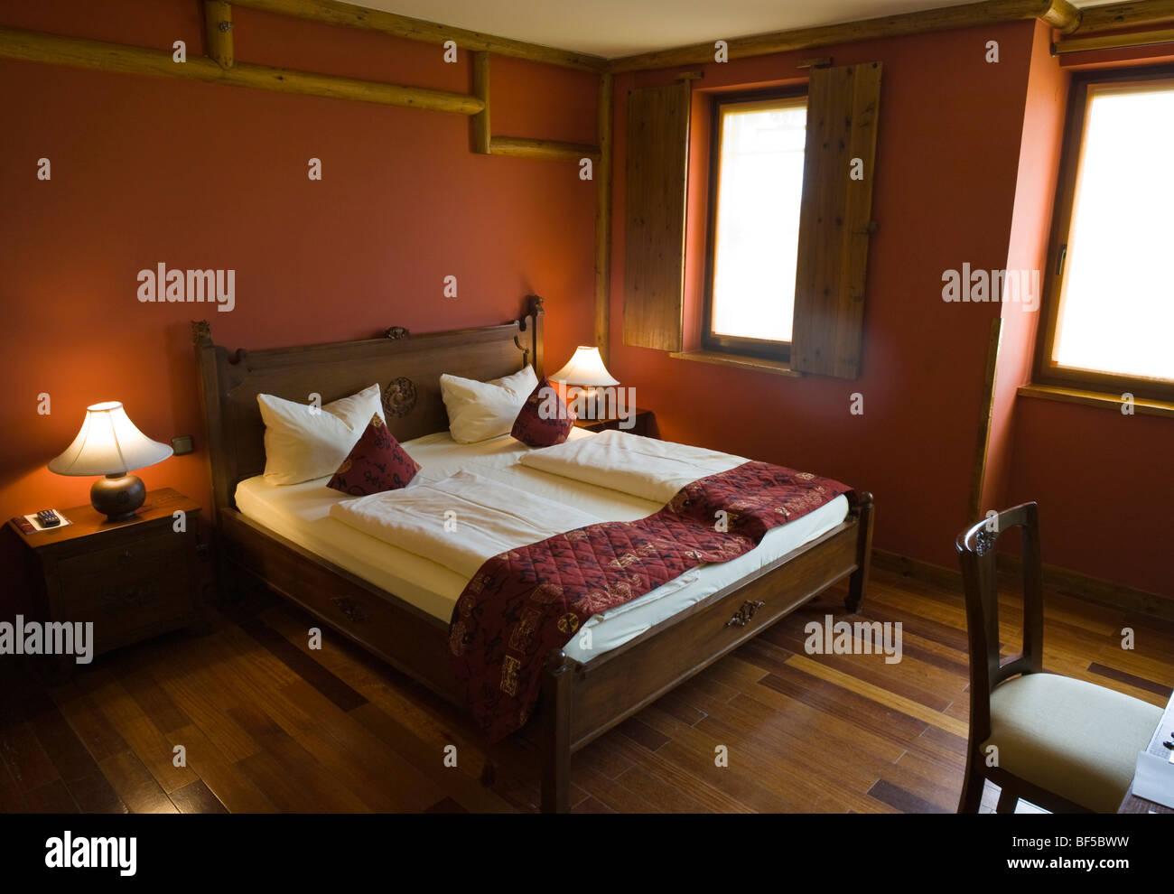 Phantasialand Hotel LING BAO, Bruehl, Nordrhein-Westfalen, Germany, Europe Stock Photo