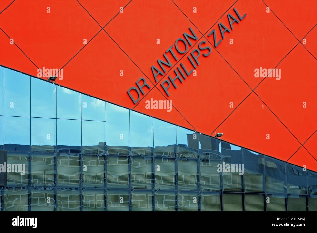 Lucent Dance Theatre / Anton Philipszaal complex, The Hague, Netherlands - Stock Image