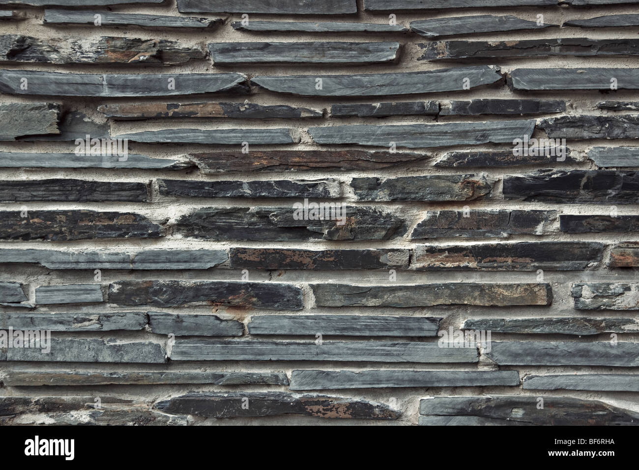 Stone wall texture or background. - Stock Image