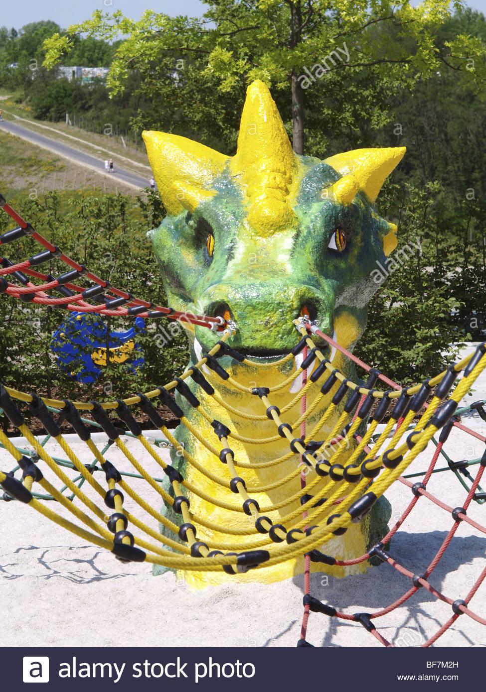 amusement park dragons stock photos amusement park. Black Bedroom Furniture Sets. Home Design Ideas