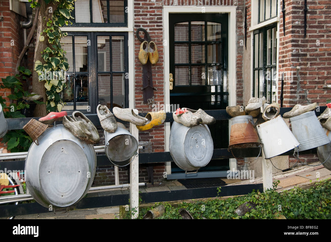 Edam Netherlands North Holland historic town - Stock Image