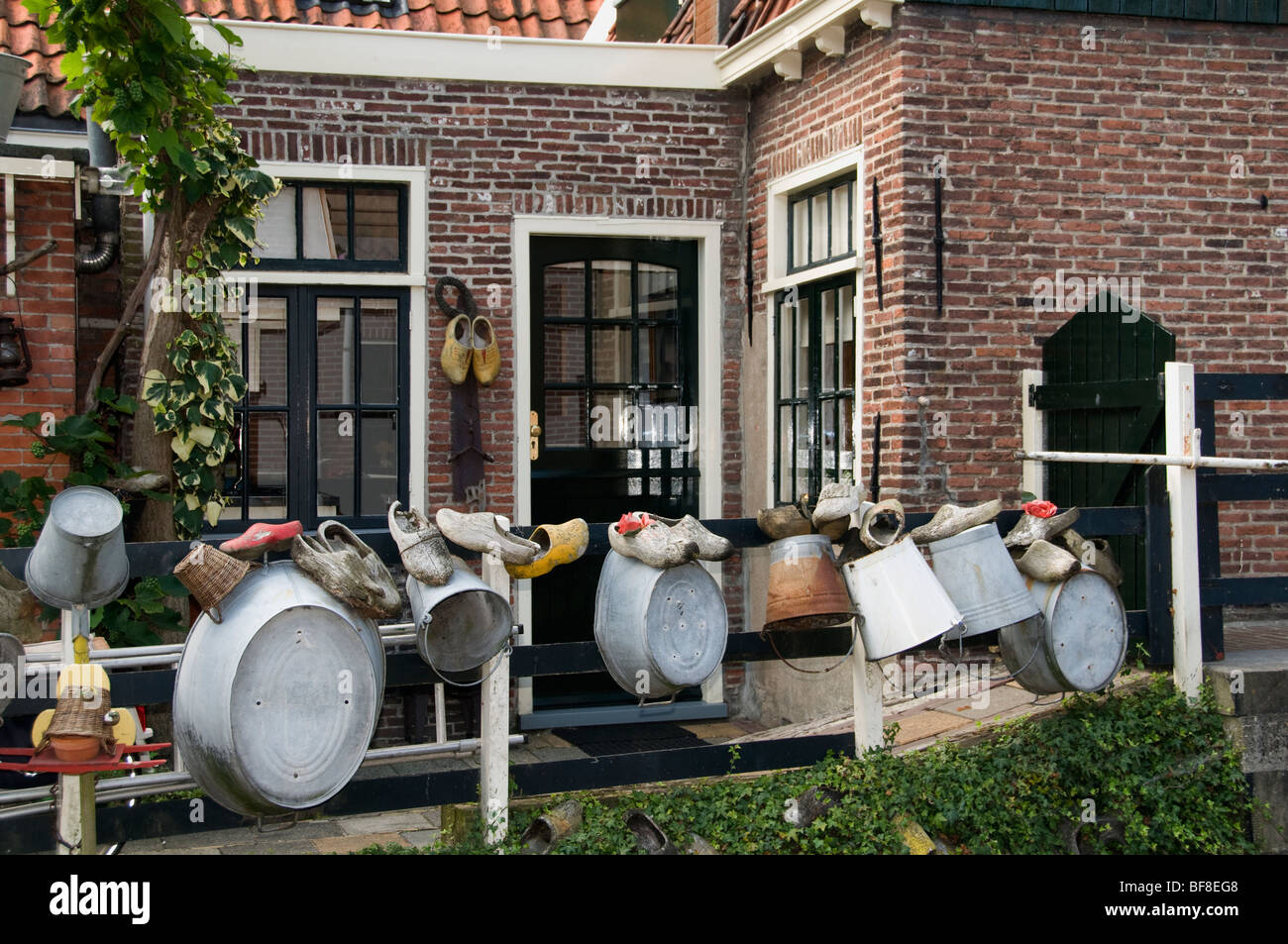 Edam Netherlands North Holland historic town - Stock Image
