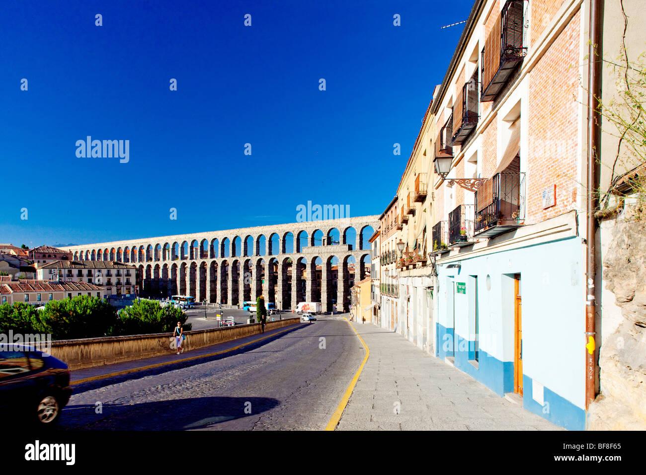 Segovia, Castile and Leon, Spain - Stock Image