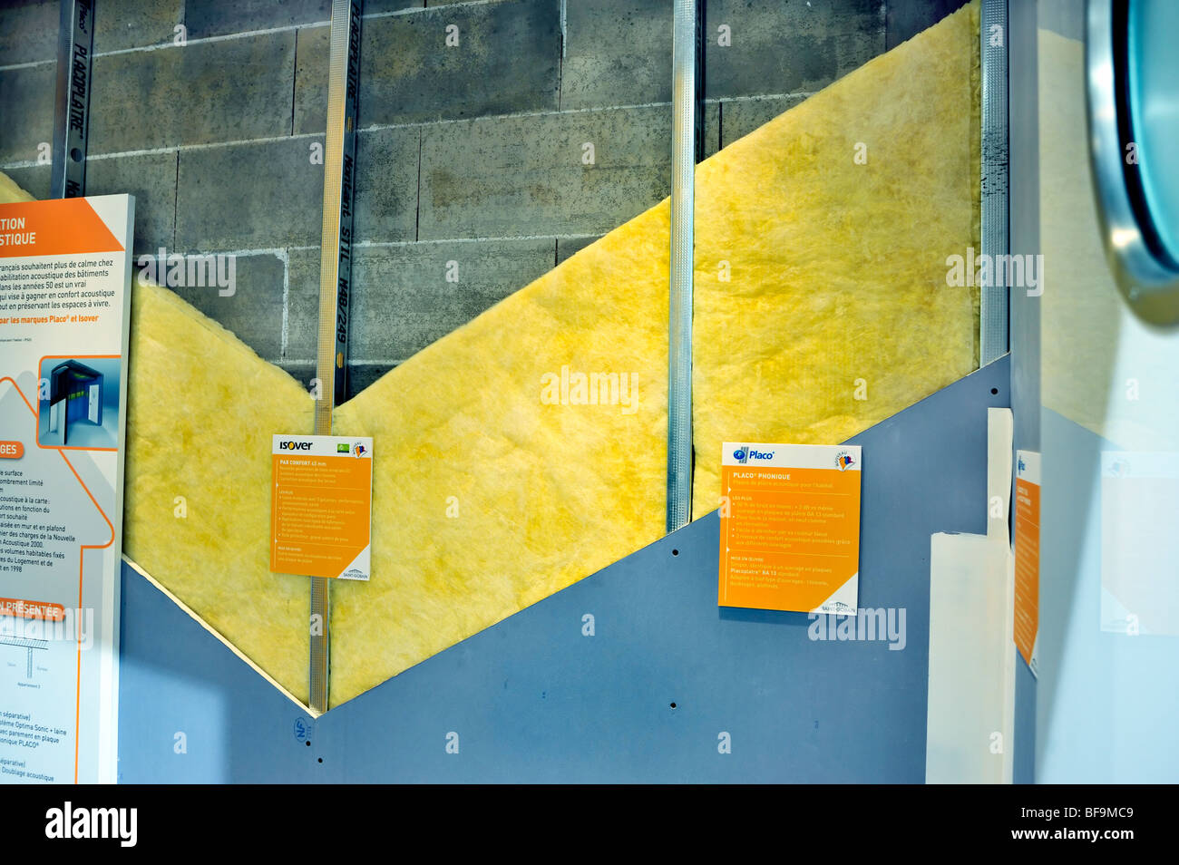 Wall Insulation Stock Photos & Wall Insulation Stock Images - Alamy