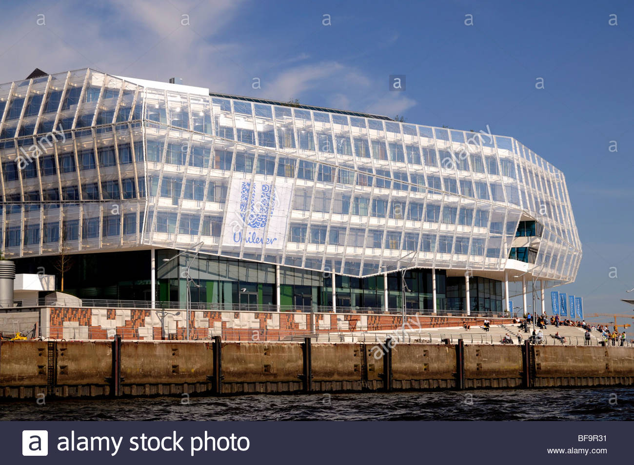 Unilever germany headquarters stock photos unilever germany headquarters stock images alamy - Kempinski head office geneva ...
