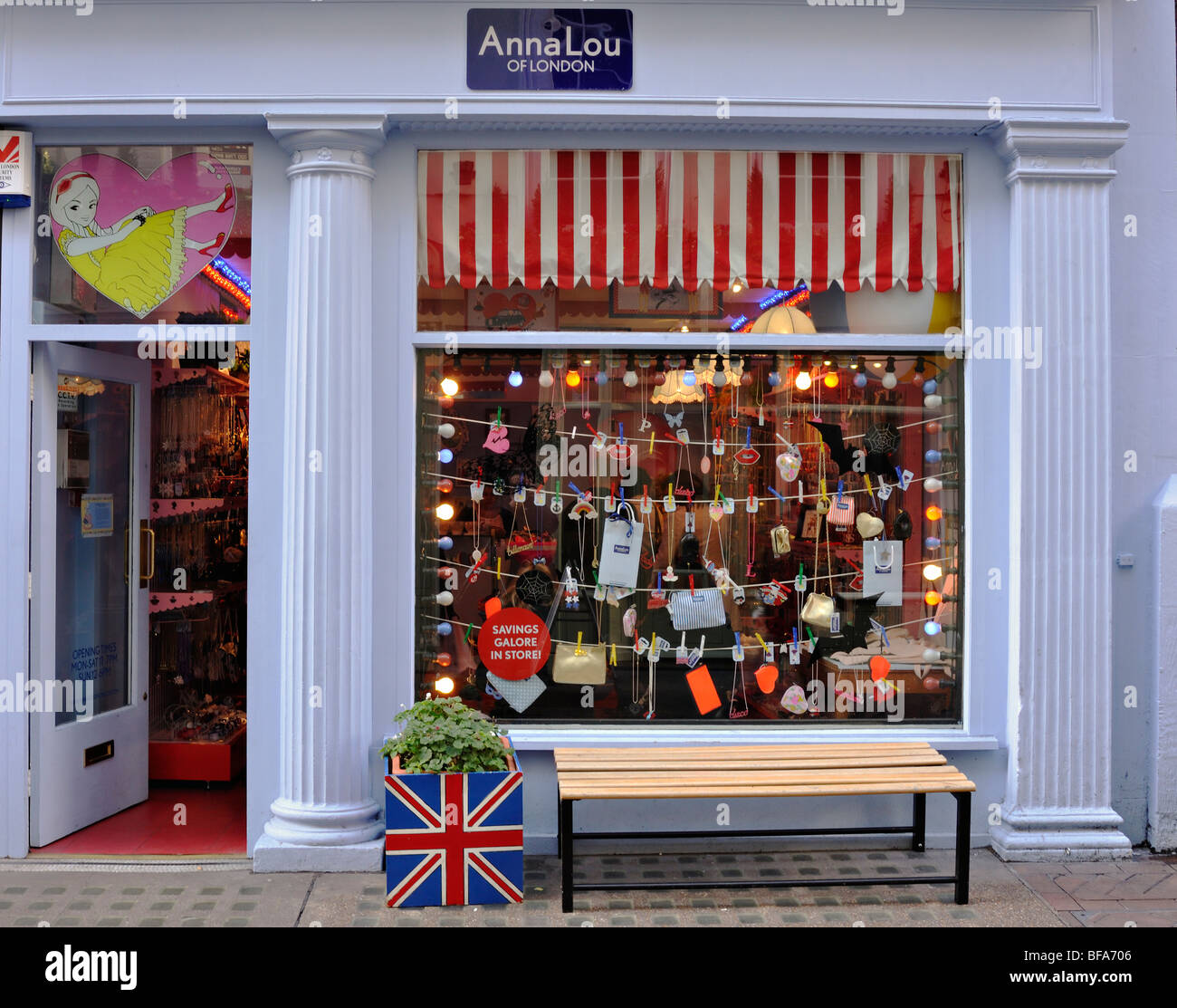 Fashion shop in Carnaby Street, London Stock Photo  26655222 - Alamy 5b785d962be