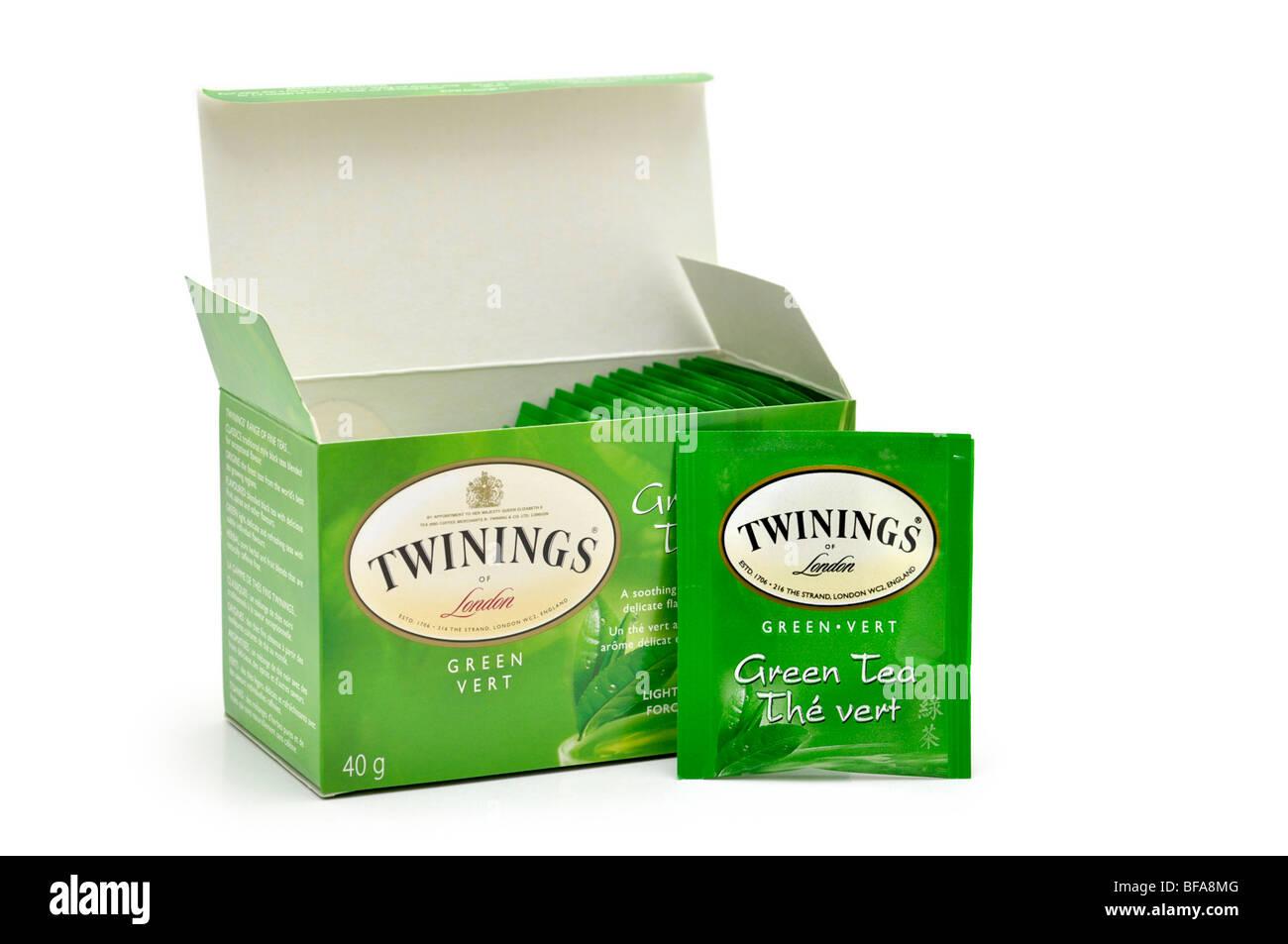 Twinings Green Tea Stock Photos Amp Twinings Green Tea Stock