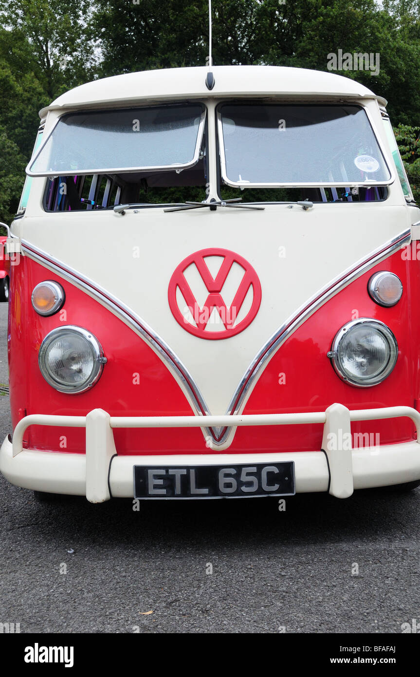 Vw Camper High Resolution Stock Photography And Images Alamy