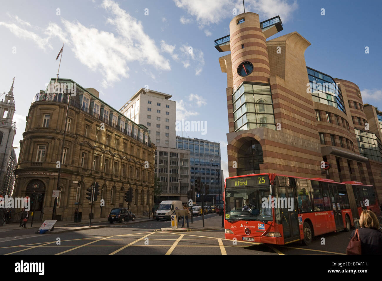 No. 1 Poultry City of London GB UK - Stock Image