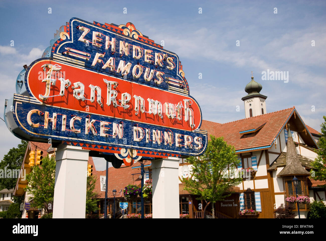 Zehnder S Famous Chicken Dinners In Frankenmuth Michigan