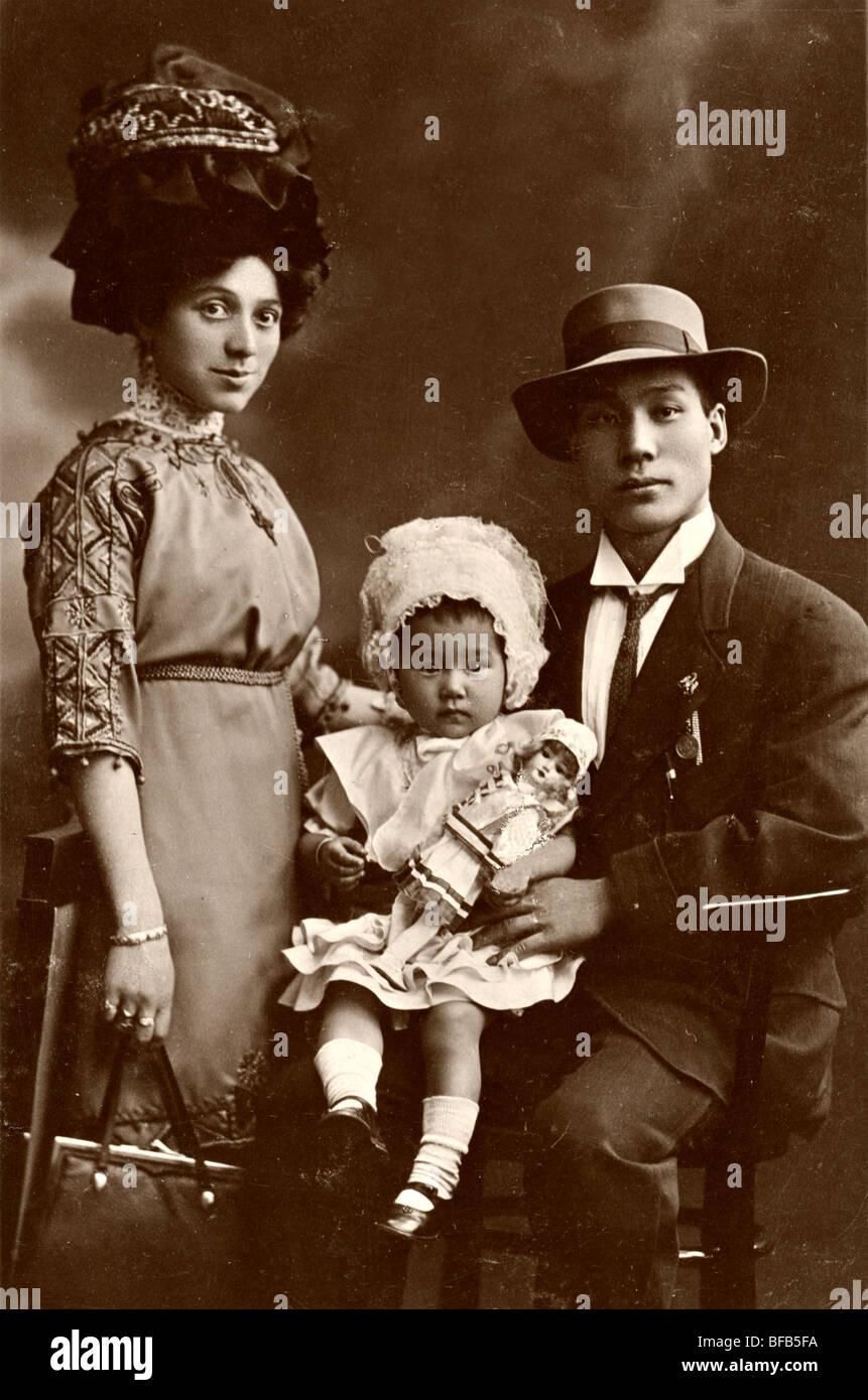 Interracial dejting i Japan