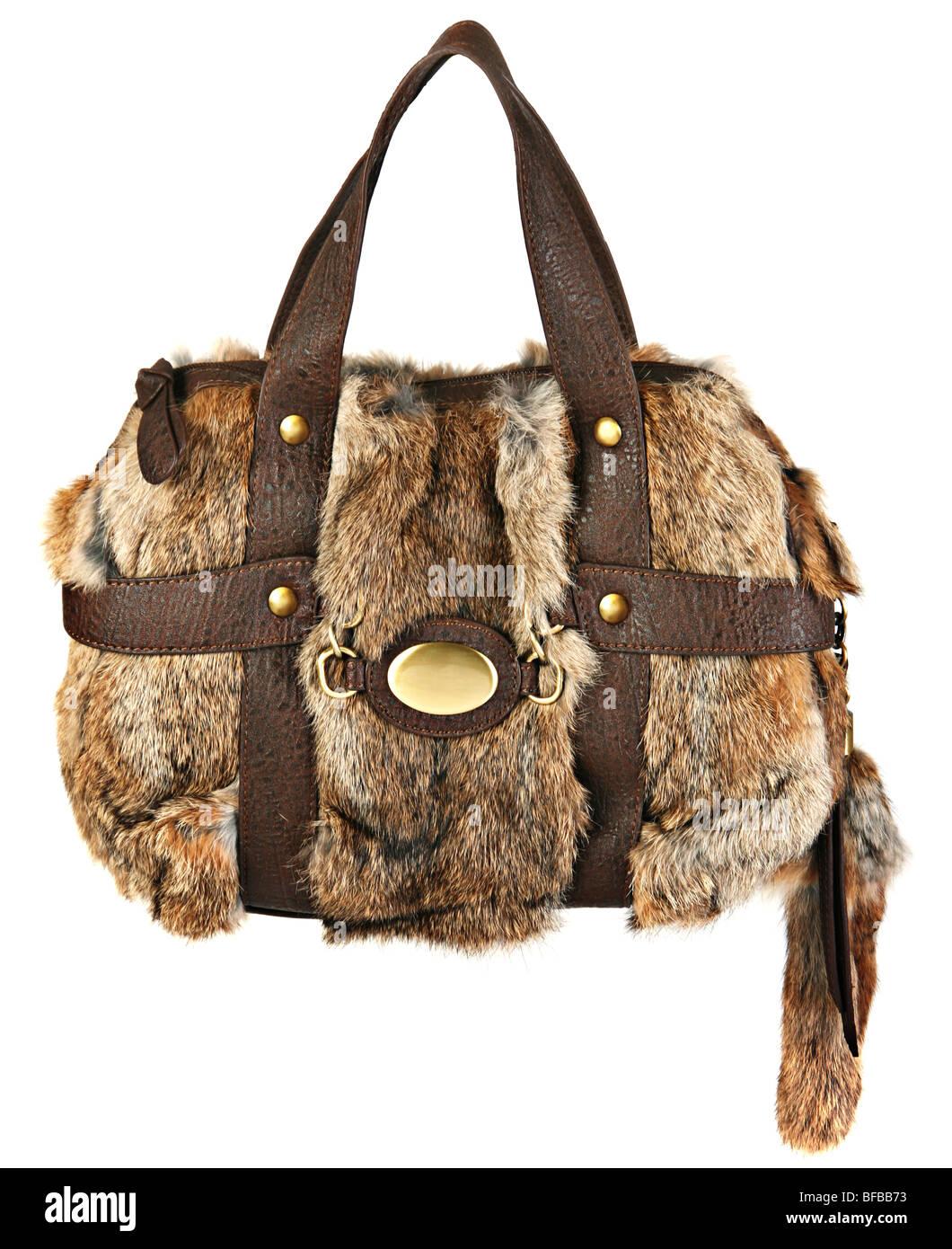 6bae400c32 Fur Bag Stock Photos   Fur Bag Stock Images - Alamy