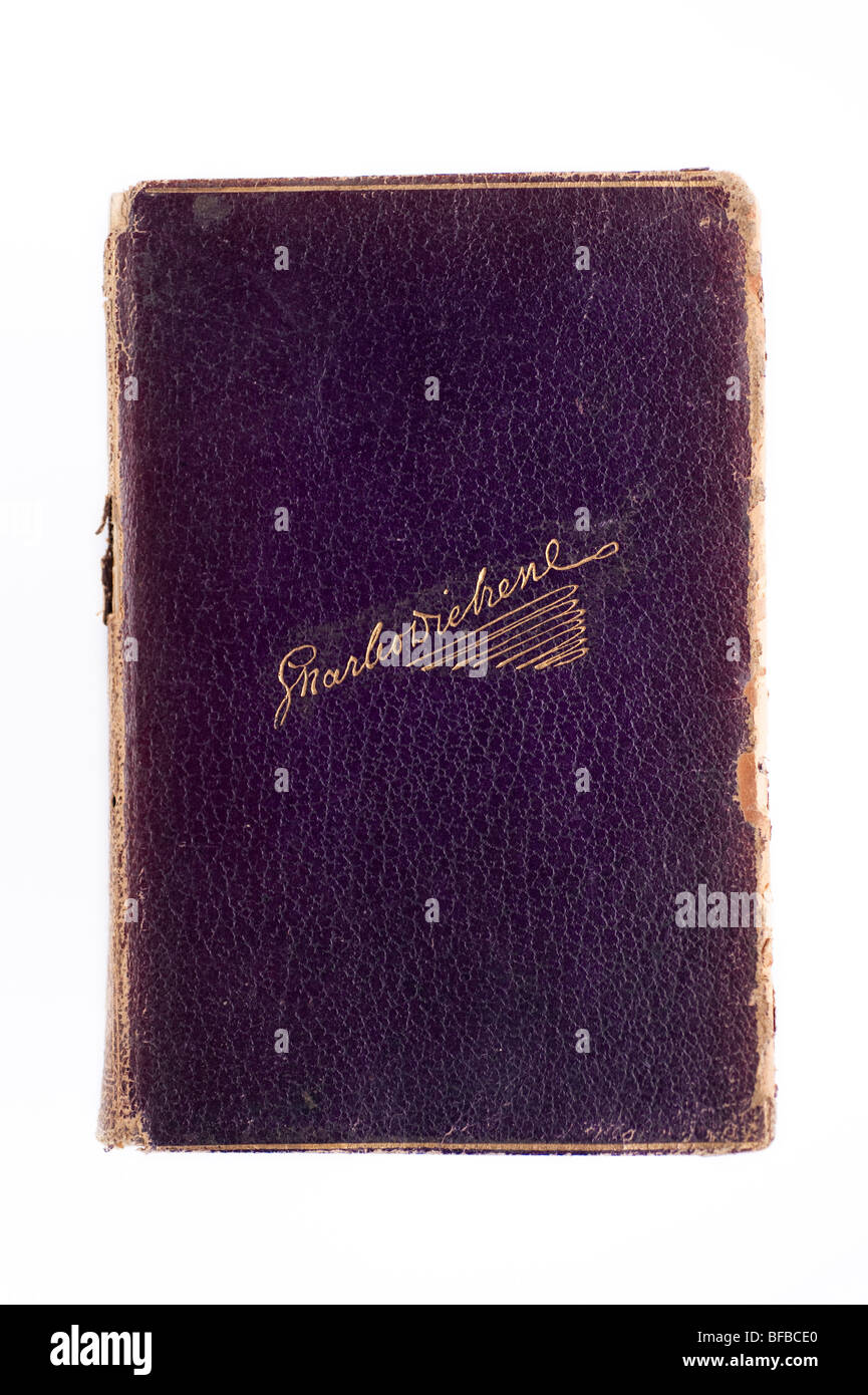 Book cover, The Pickwick Club, Charles Dickens - Stock Image