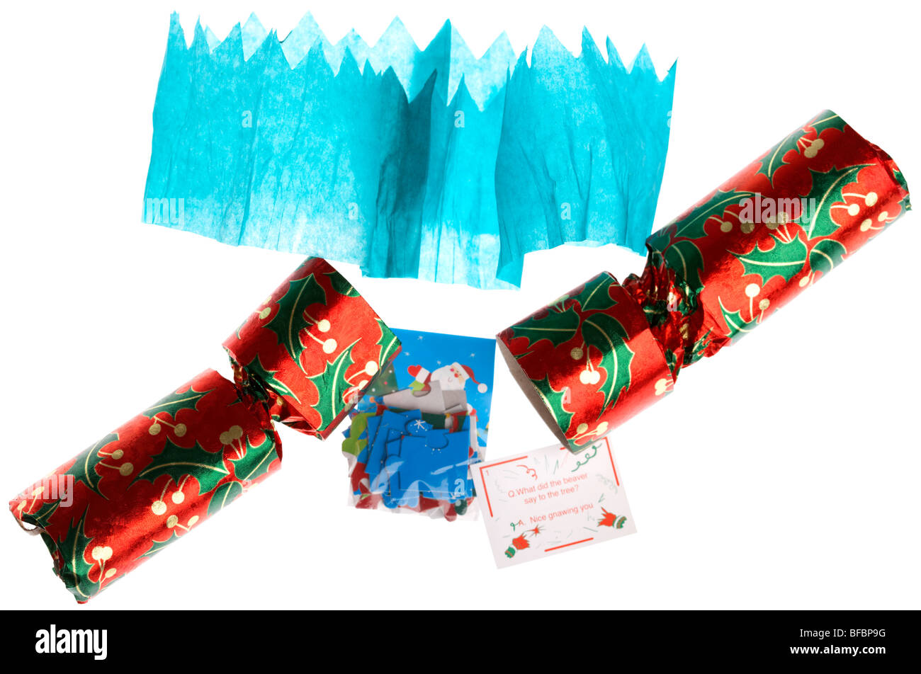 Novelty Christmas Crackers