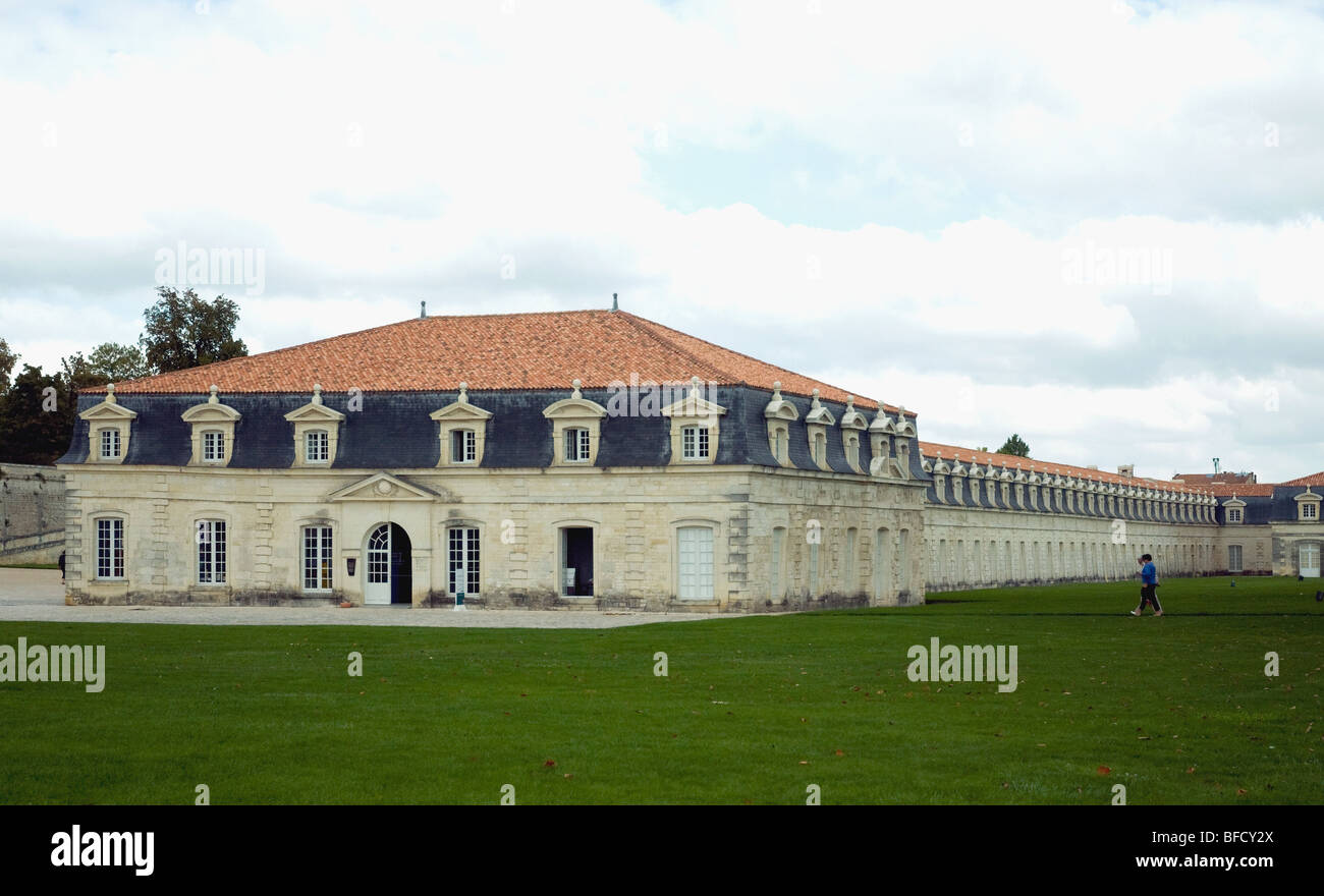 The Corderie Royale In Rochefort France Built To The Order