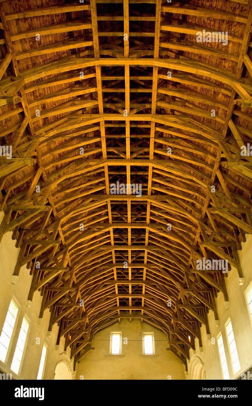 Medieval Hammerbeam Roof Stock Photos Amp Medieval
