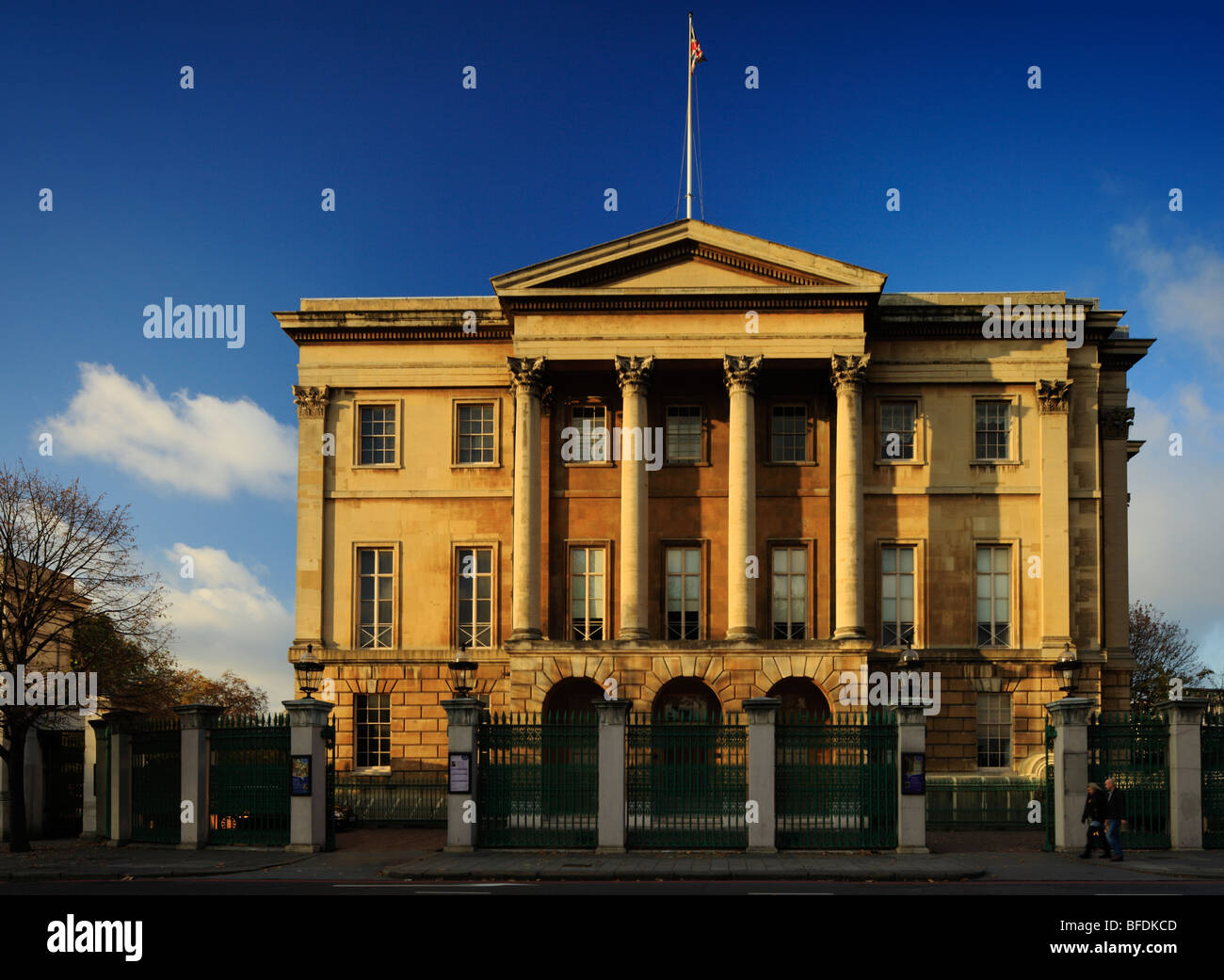 Apsley House Known as Number 1 London . Hyde Park Corner, London, England, UK. - Stock Image