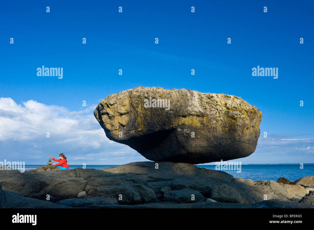 Balancing Rocks Stock Photos Balancing Rocks Stock Images Alamy