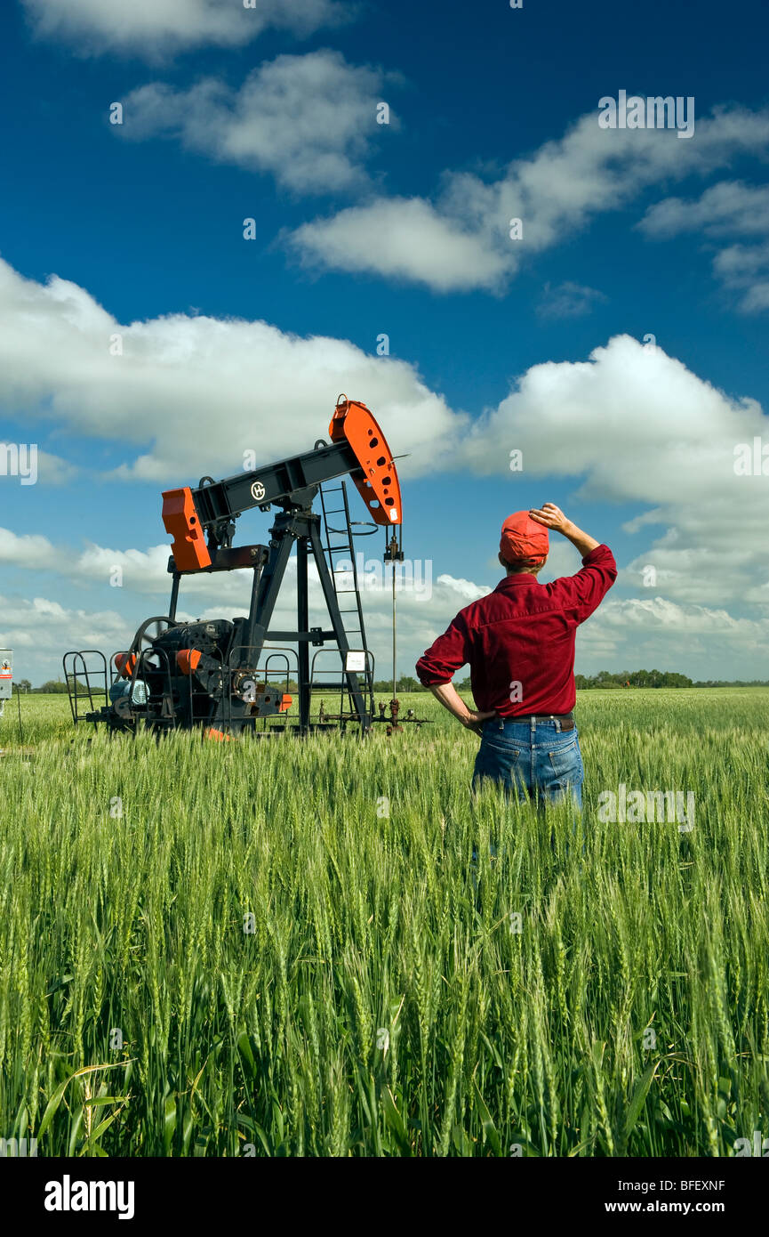 Dating a man in the oil field