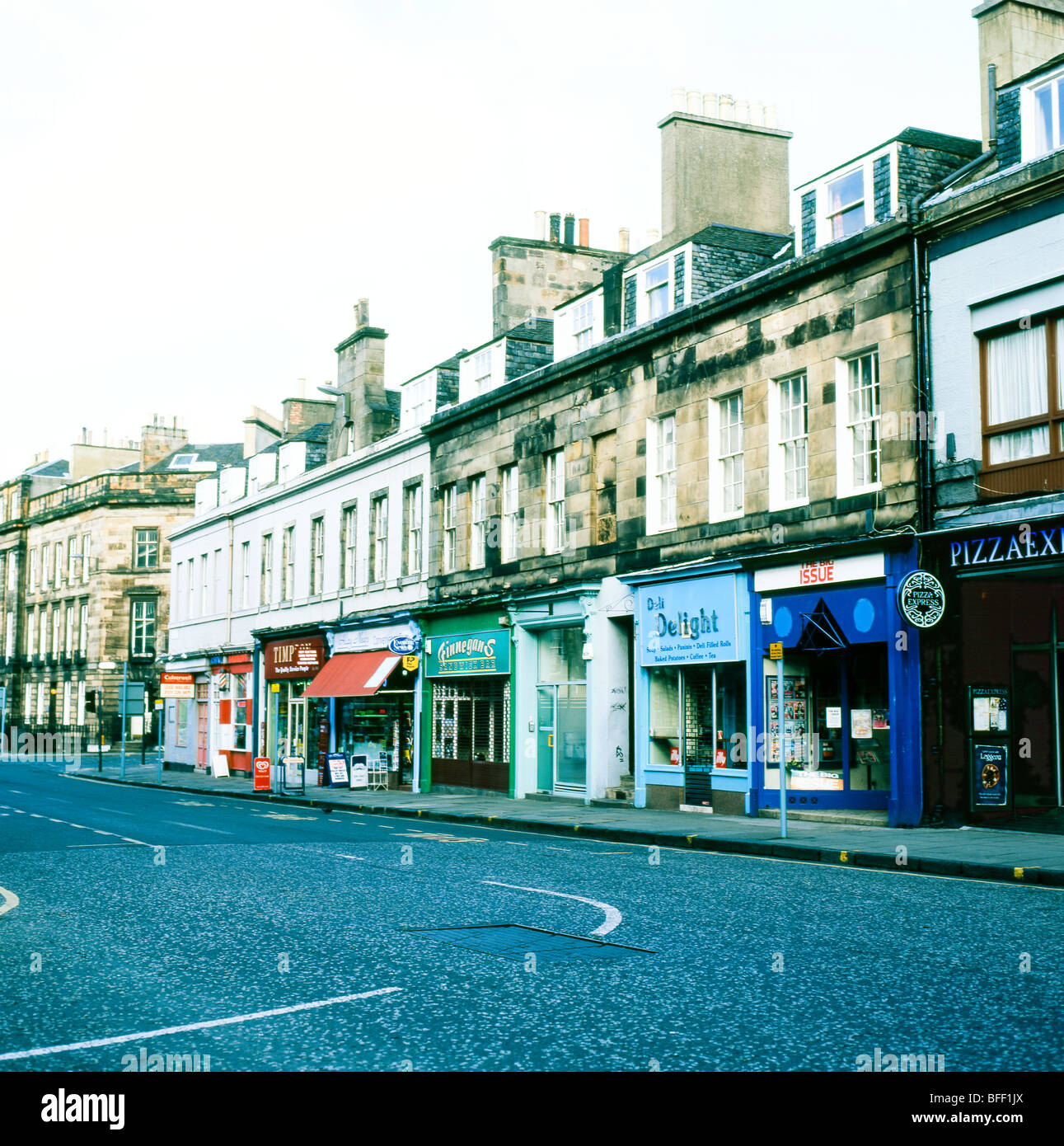Small Workshop For Rent Glasgow: Empty Shops Scotland Stock Photos & Empty Shops Scotland