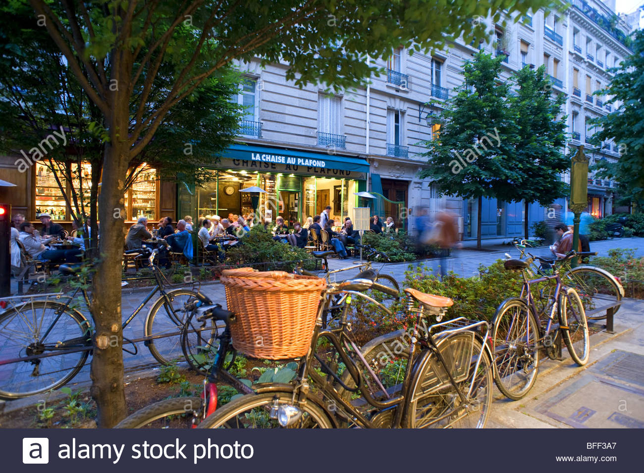 Paris Marais Stock Photo 26762127