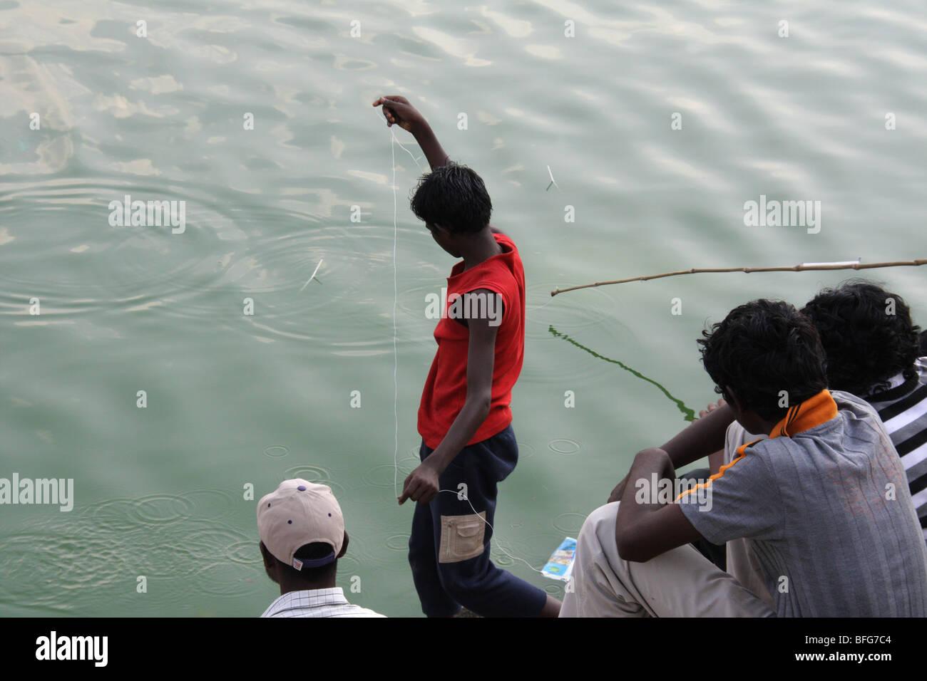 Bangalore Boys Stock Photos & Bangalore Boys Stock Images