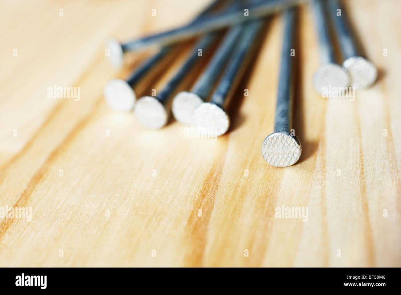 nails - Stock Image