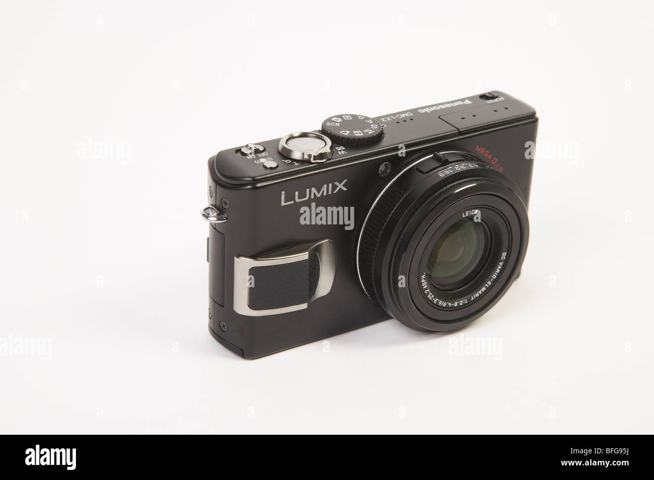 Panasonic Lumix DMC-LX2 digital camera - Stock Image