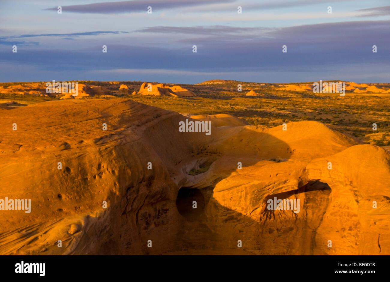 Arches National Park Southwest USA Utah - Stock Image