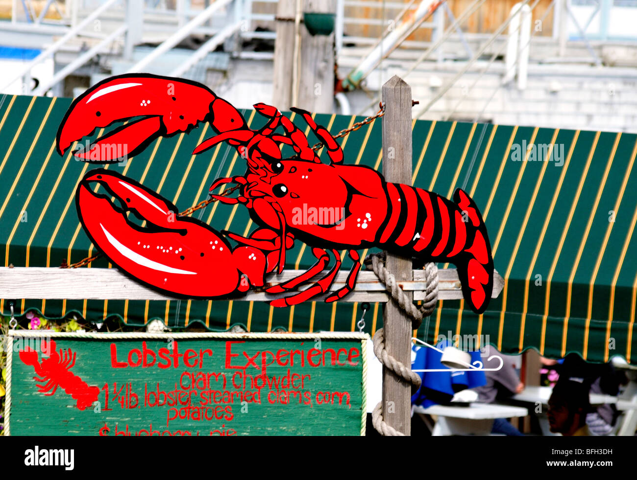 Bar Harbor Maine Lobster Stock Photos & Bar Harbor Maine Lobster Stock Images - Alamy