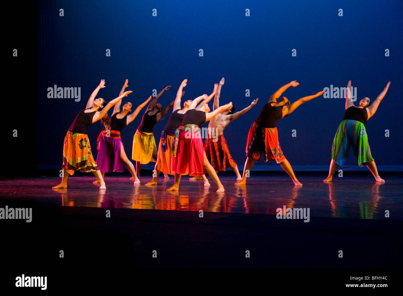 Modern Dance Class Stock Photos Amp Modern Dance Class Stock