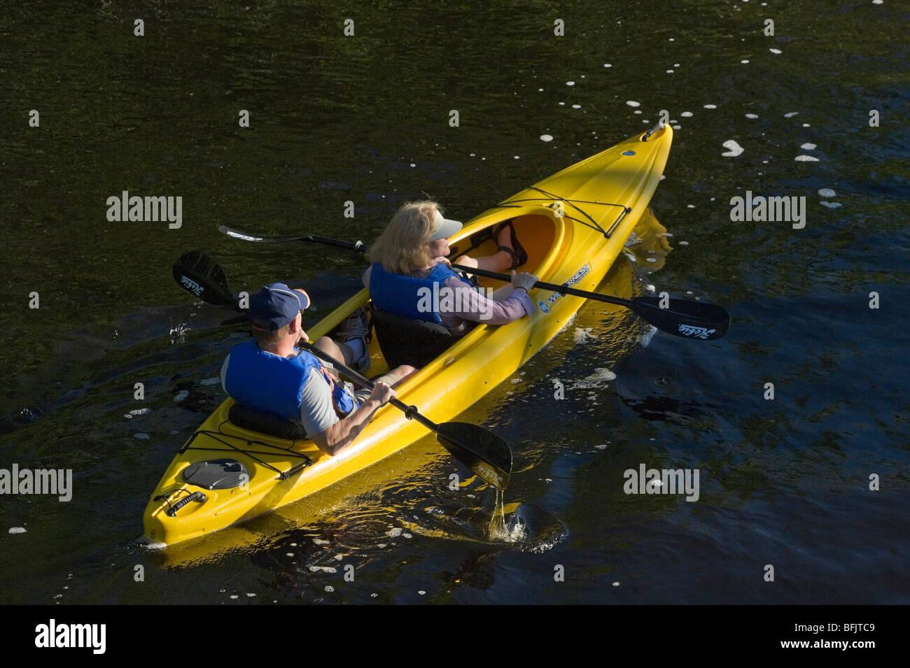 Canal Kayaking Near Me