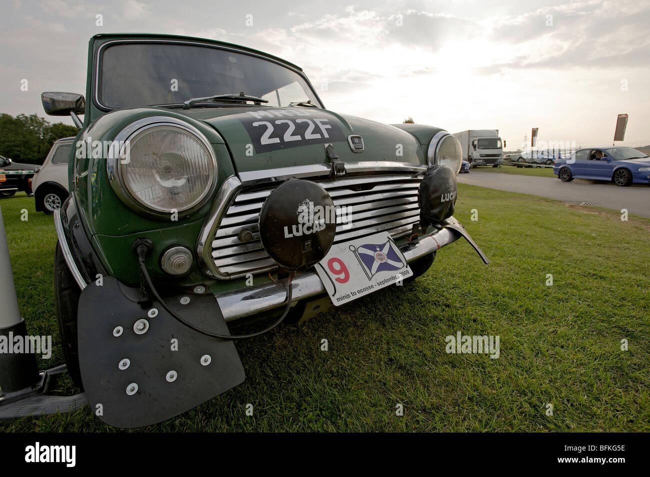 Mini Cooper - Stock Image