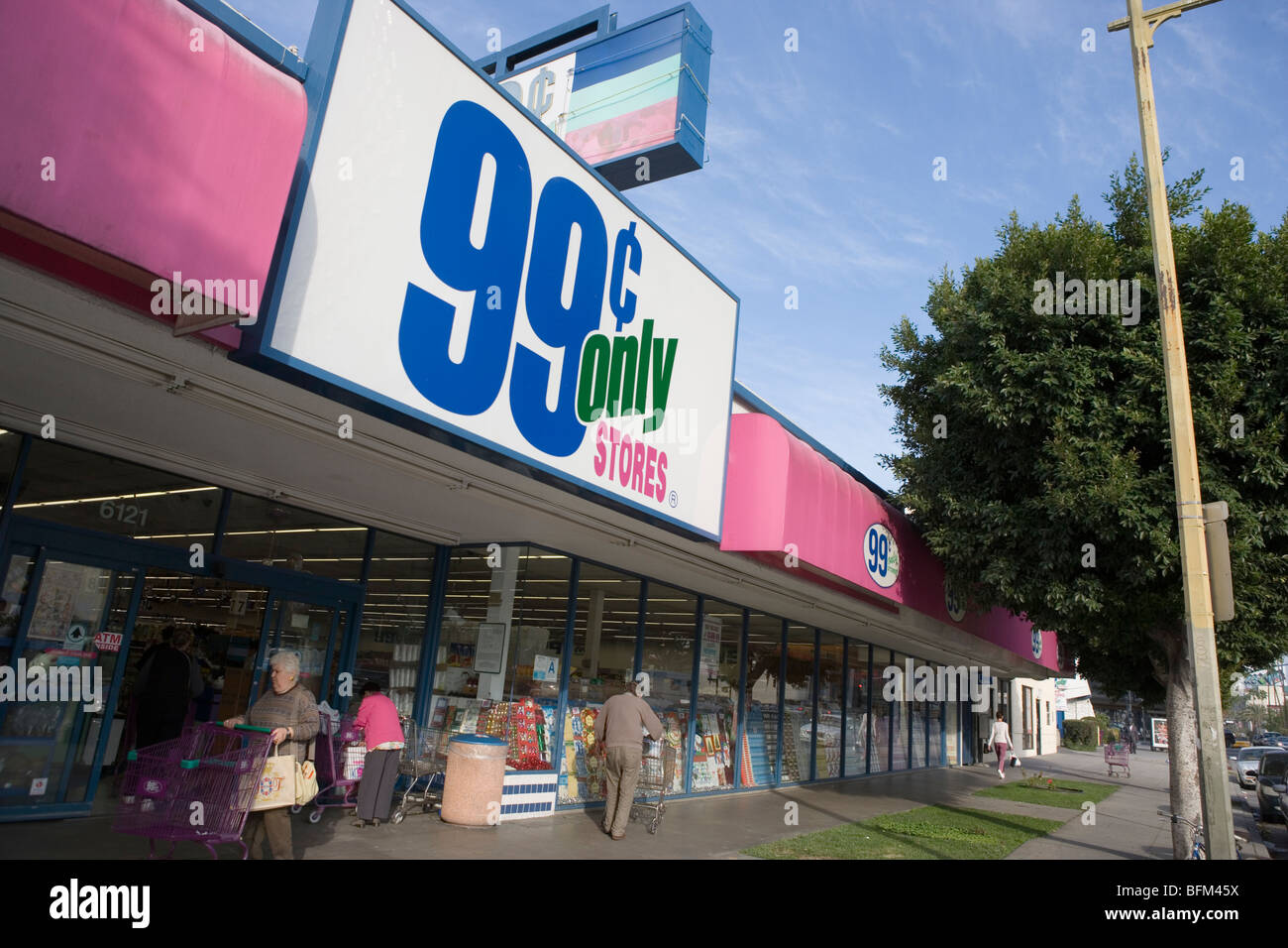 99 Cent Store In Los Angeles
