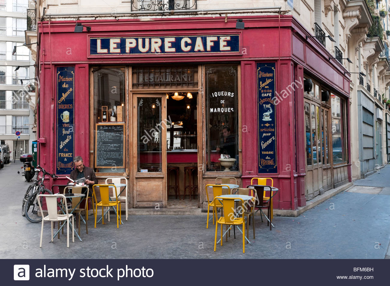 Best French Cafes In France