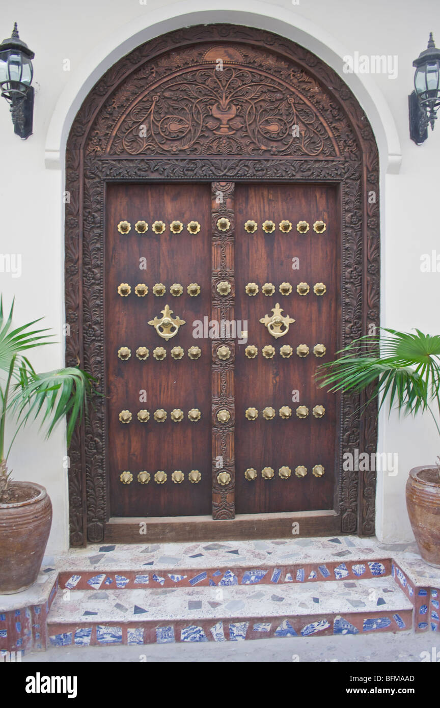 Hand Carved Wooden Doors Stock Photos Amp Hand Carved Wooden