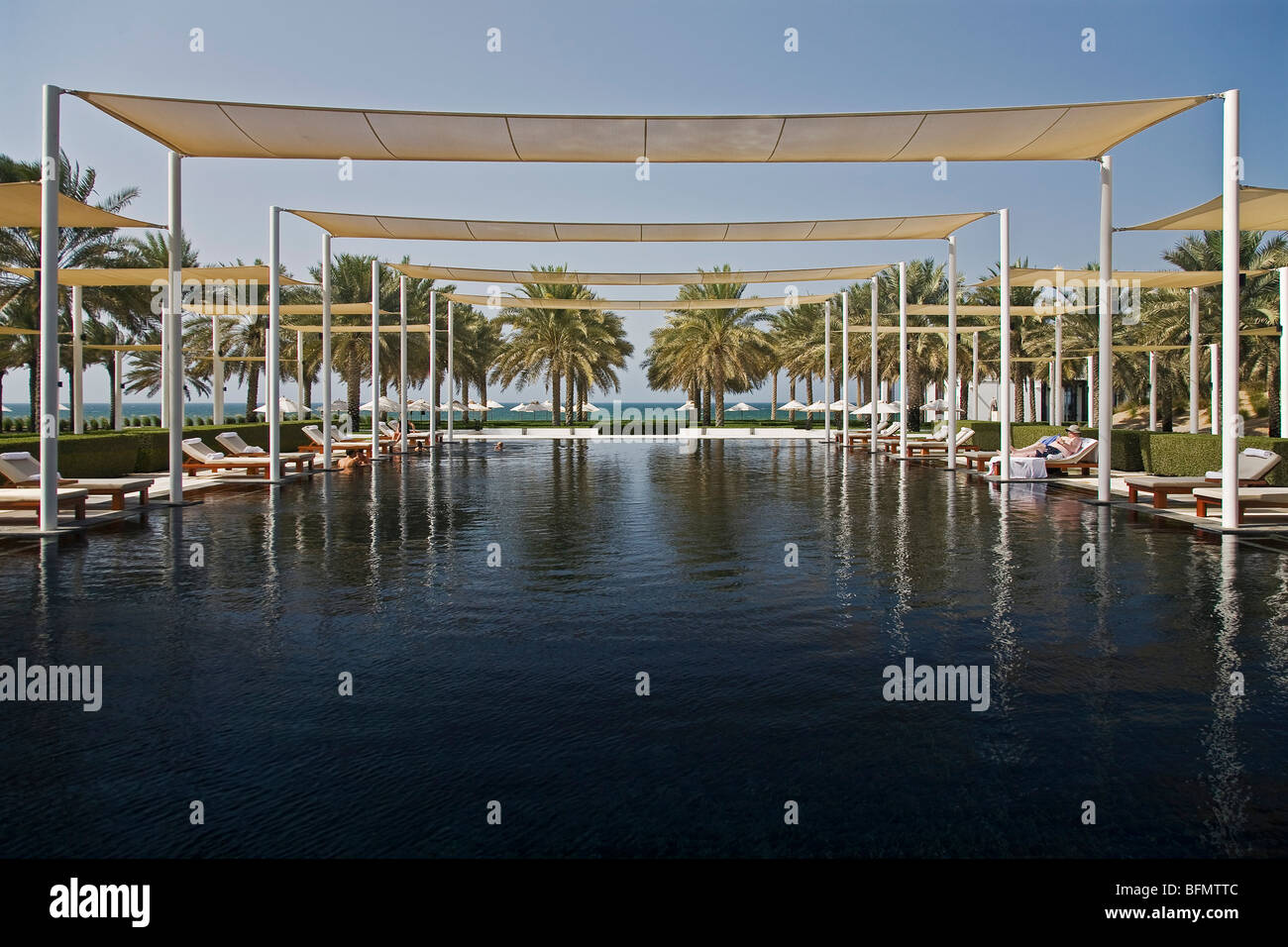 Chedi Muscat Hotel High Resolution Stock Photography And Images Alamy