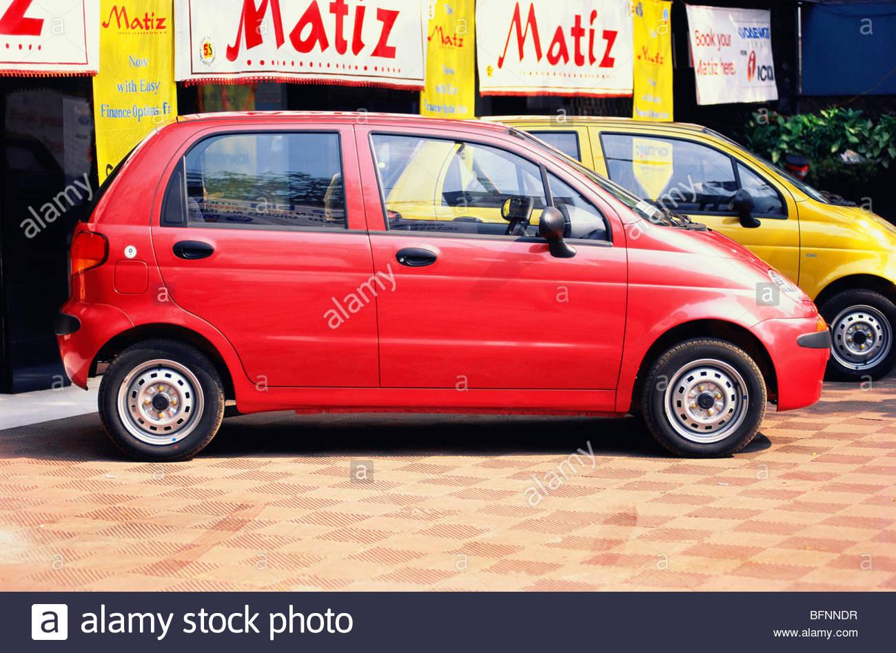 Matiz Daewoo Stock Photos & Matiz Daewoo Stock Images - Alamy