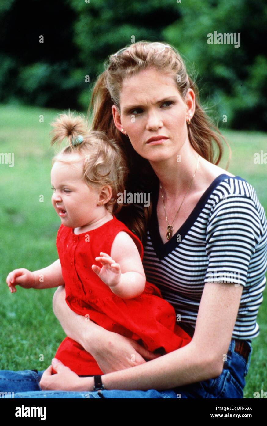 Postnatal depression - Stock Image