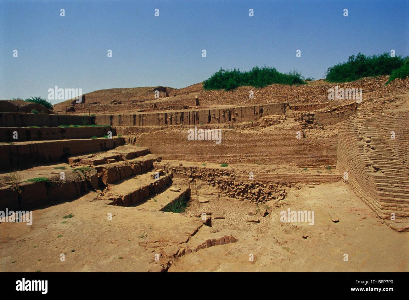 NPM 64863 : Dholavira ; Kutch ; Gujarat ; India - Stock Image