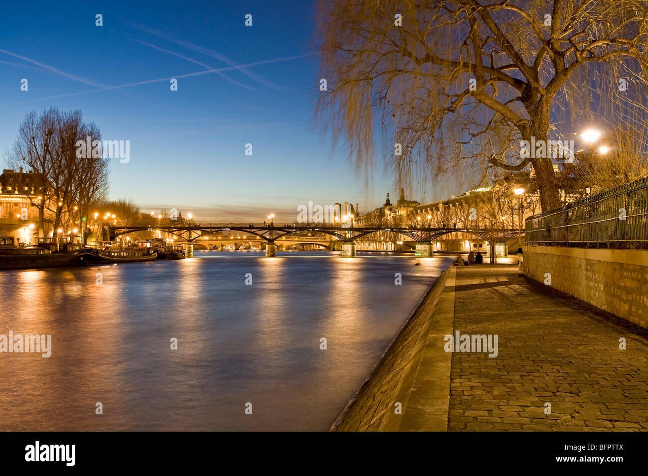 ILE DE LA CITE, PARIS - Stock Image