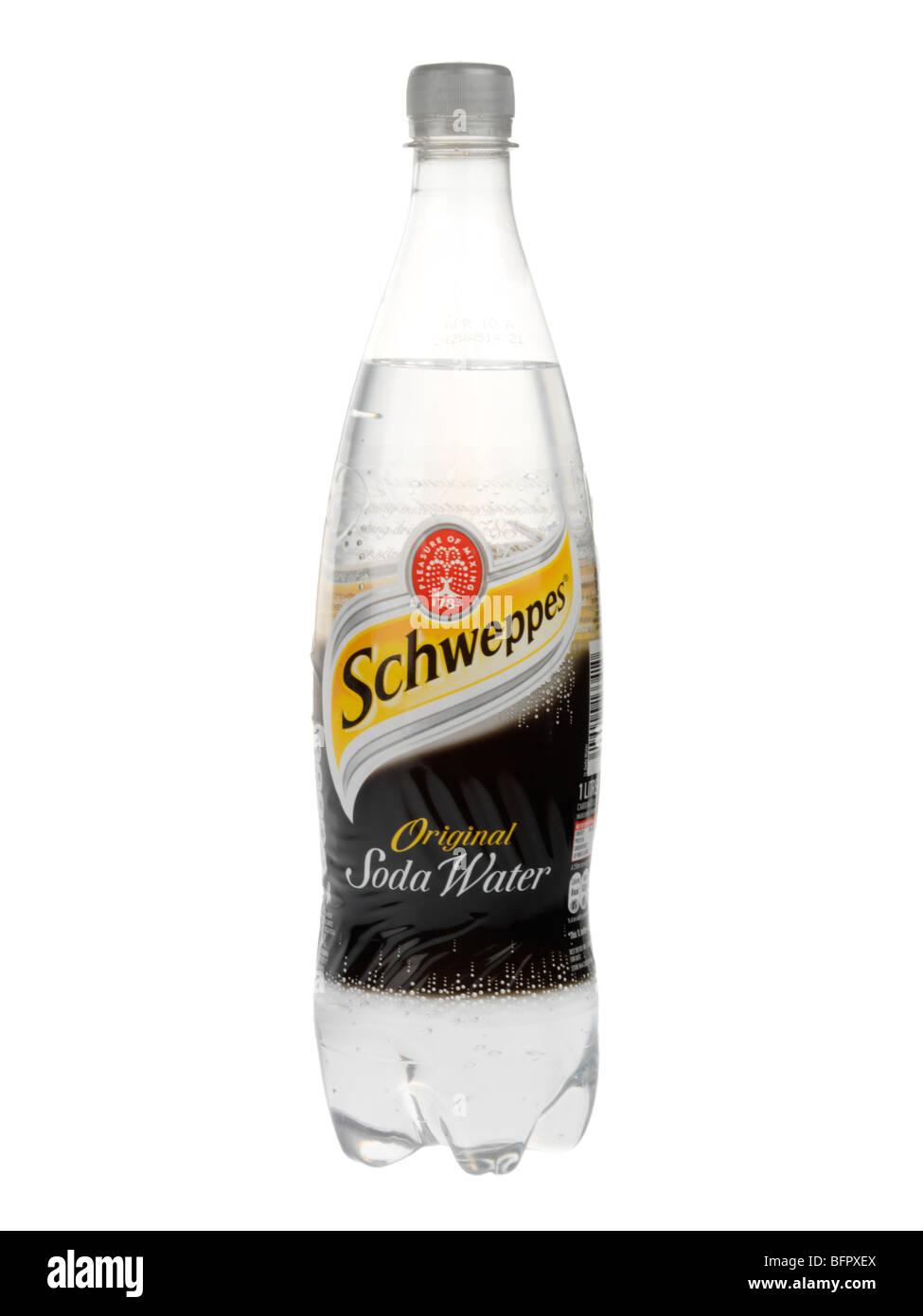 Soda Water - Stock Image