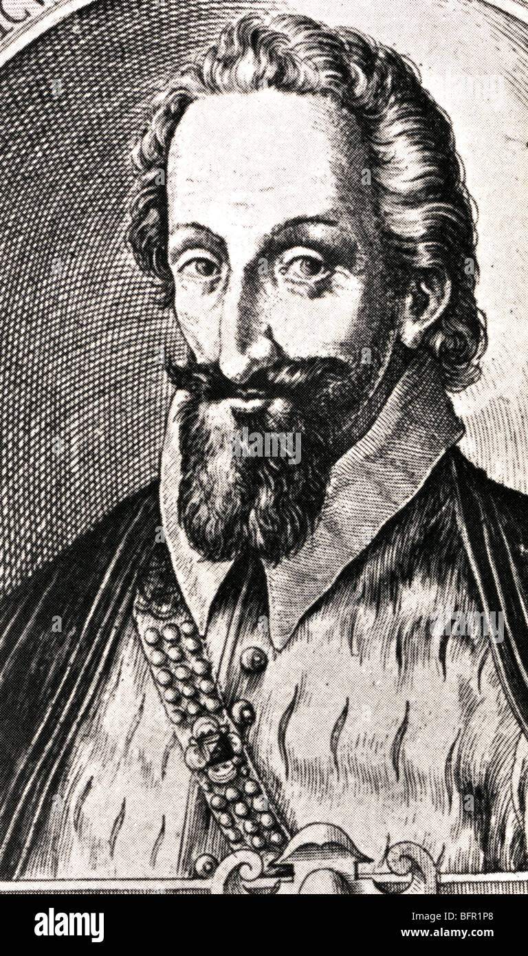HENRY IV of Navarre, King of France (1553-1610) Stock Photo