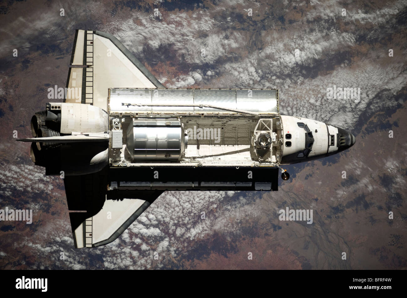 Space Shuttle Discovery - Stock Image