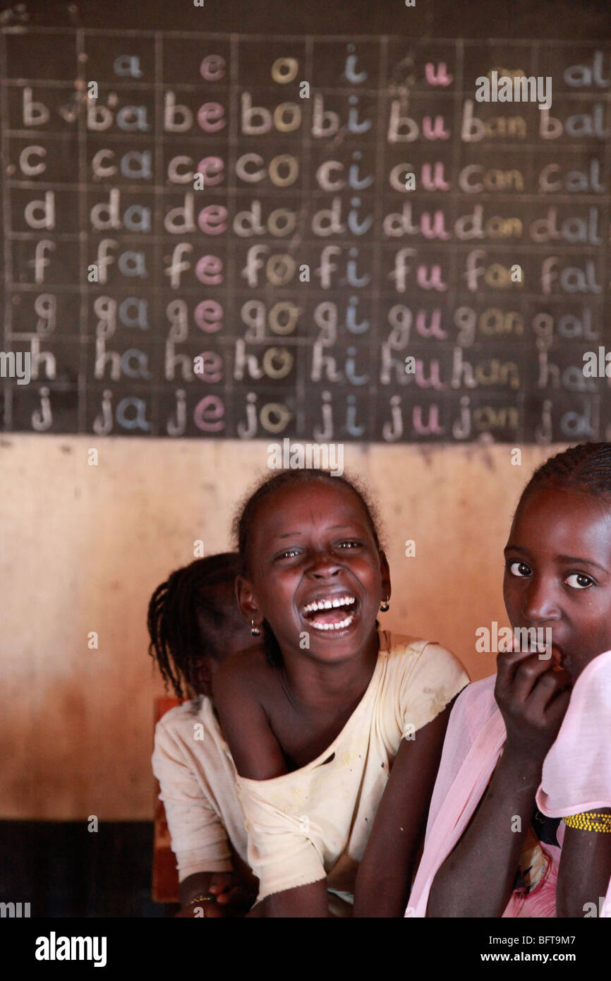 schooltime - Stock Image