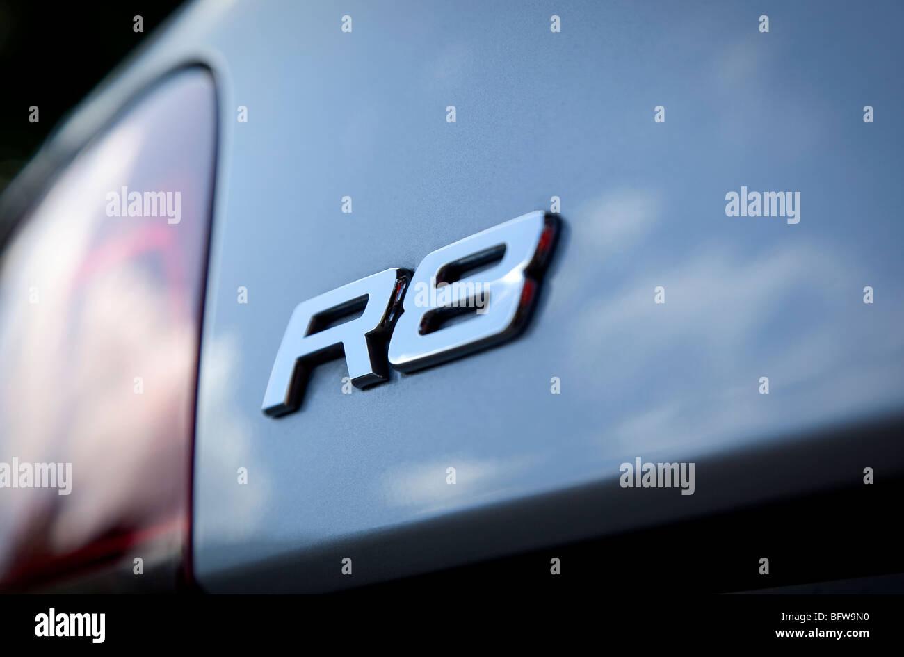 Audi R8 V10 2010 - Stock Image