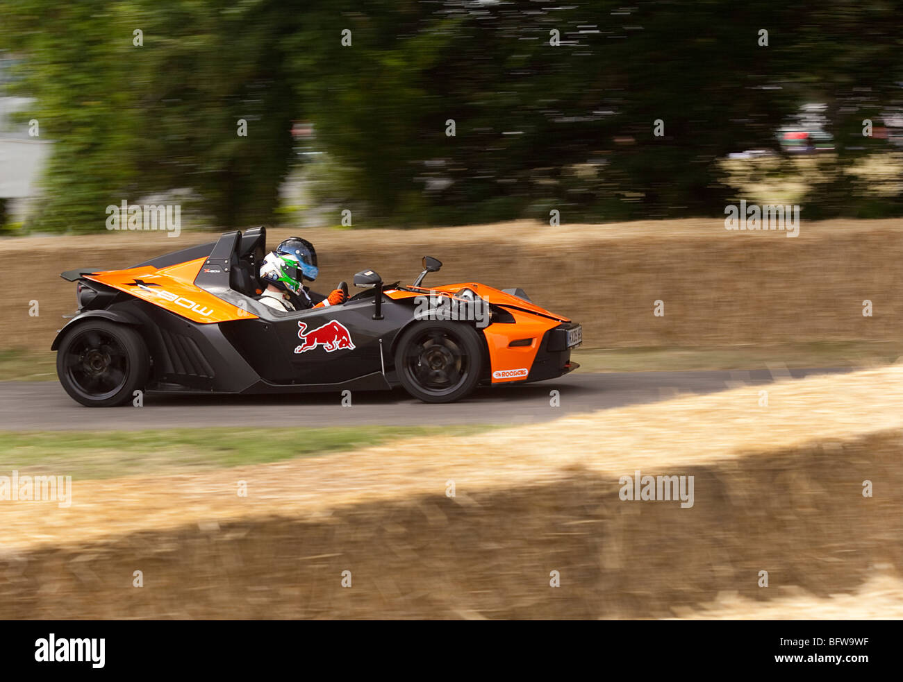 KTM X-Bow - Stock Image