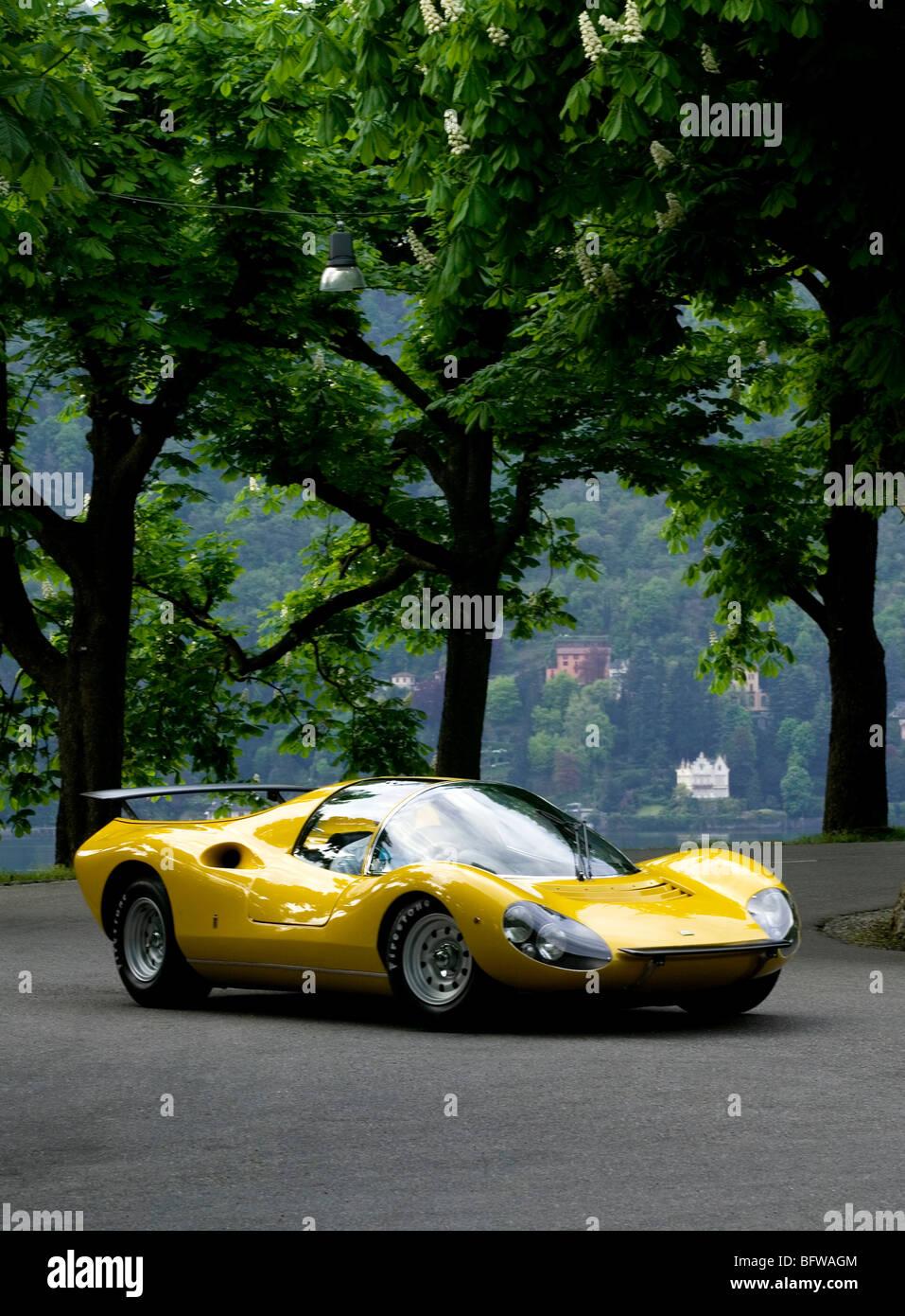 Ferrari Dino Competizione 1967 - Stock Image