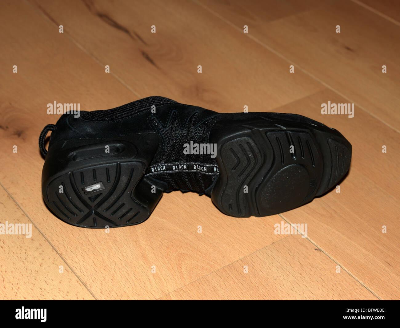 Split Toe Dance Trainer - Stock Image
