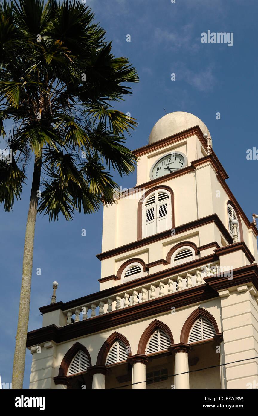 Masjid Negari Mosque (1925), Kota Bahru, Malaysia - Stock Image